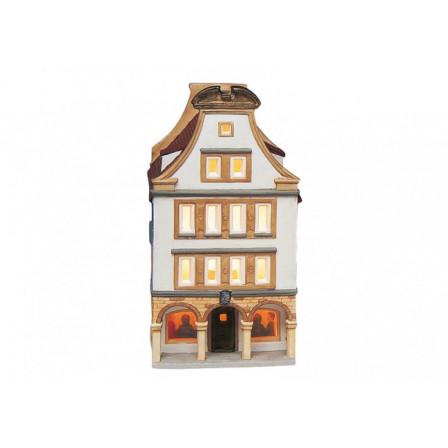 Vianočný dom 14x10x2cm