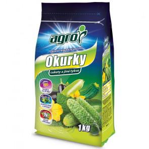 AGRO Organominerální hnojivo pro okurky, cukety a jiné tykve 1 kg