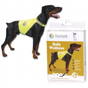 Reflexní vesta pro psy, L