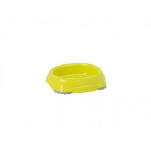 Smarty miska mačka / žltá 150ml