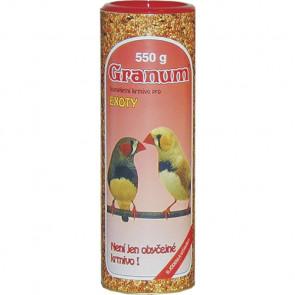 Granum - pro drobné exoty, 550g