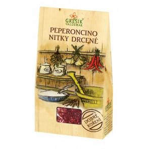Peperoncino nitky drcené 3g - dobré koření