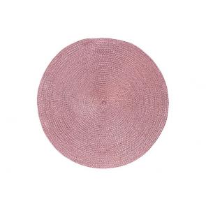 Prestieranie ružové pr.38cm