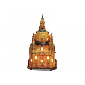 Kostol keramika 13x11x20cm