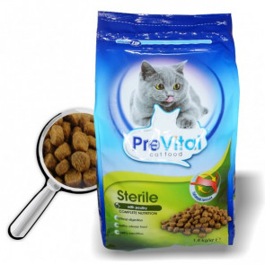PreVital Cat Steril 1,6kg