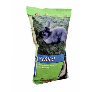 Krmivo pro králíky Klasik 25kg