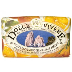 Dárkové mýdlo- Capri 250g