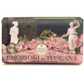 Dárkové mýdlo- Rozkvetlá zahrada 250g
