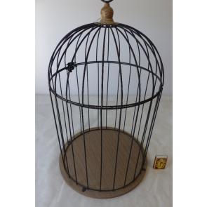 Klietka vtáčie kovová - veľká