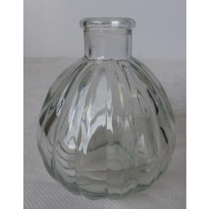 Vázička sklenená výška 10cm