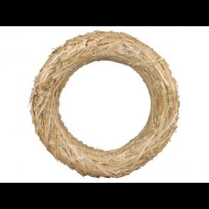 Kroužek slaměný- 20 cm
