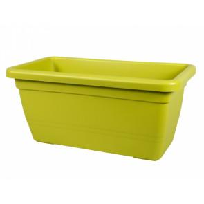 Truhlík ANTHEA 60cm zelená