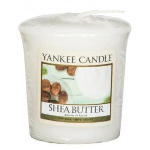 YANKEE CANDLE votivní svíčka - Shea Butter 50g