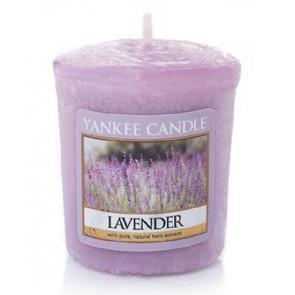 YANKEE CANDLE votívna sviečka - Lavender 50g