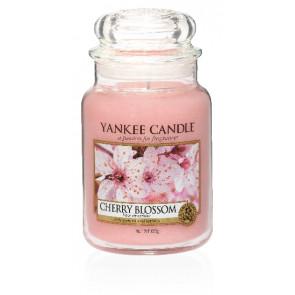 YANKEE CANDLE Classic veľký - Cherry Blossom 625g