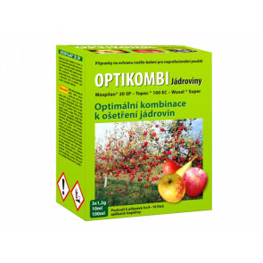 OPTIKOMBI na jádroviny 3x1,2g+10+100ml