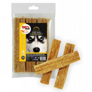 FINE DOG Kuracie tyč 12cm 96% MÄSA 3ks