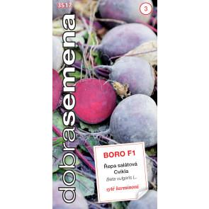 Dobrá semena Řepa salát. - Boro F1 červená 60s