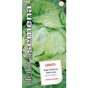 Dobrá semena Salát celoroční - Lento 0,5g
