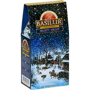 BASILUR Festival Frosty Night papír 100g