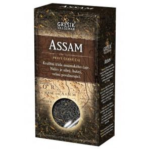 Assam černý čaj 70g - čaje 4 světadílů