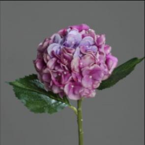 UK Hortenzie vetvička fialová