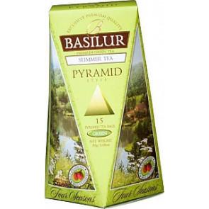 BASILUR Four Season Summer Pyramid 15x2g
