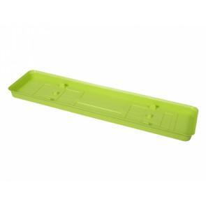 Podmiska pod truhlík VERBENA 60cm světle zelená
