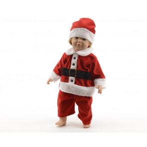 Dětský obleček Santa Claus
