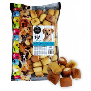 FINE DOG Bakery Valček plnený Mix 500g