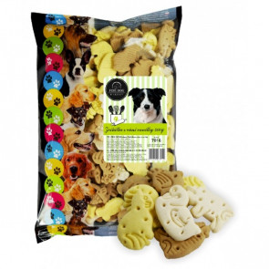 FINE DOG Bakery Zvieratká s vôňou vanilky 500g