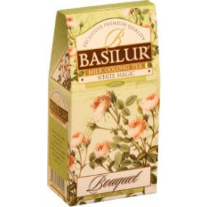 BASILUR Bouquet White Magic papír 100g