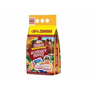 Hnůj koňský Vánův  2,5kg+30% ZDARMA
