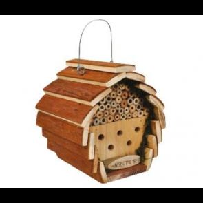 Dom pre hmyz drevený 16x15x14cm