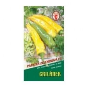 Paprika zeleninová GRILÁNEK/GURMÁNEK