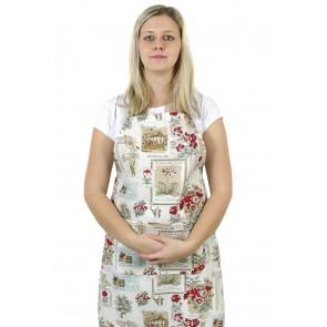 Kuchynská zástera DANA - záhrada