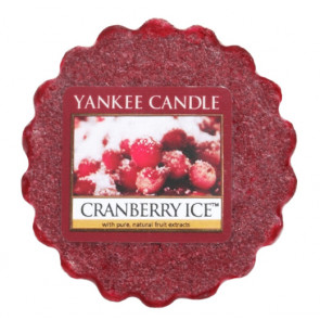 YANKEE CANDLE vosk - Cranberry Ice 22g