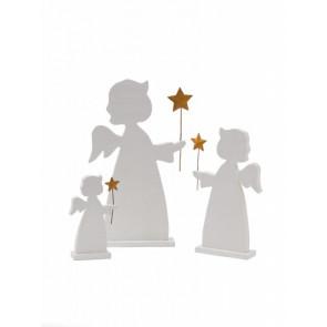 Anjel s hviezdičkou veľký EGO