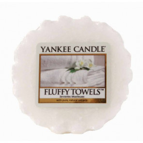 YANKEE CANDLE vosk - Fluffy Towels 22g