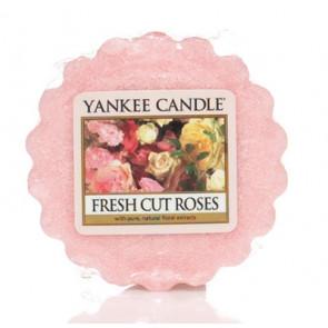 YANKEE CANDLE vosk - Fresh Cut Roses 22g