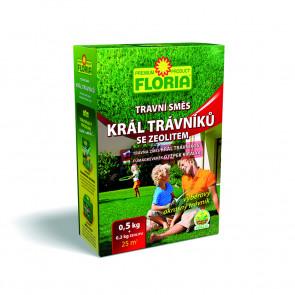 FLORIA TS Král trávníků 0,5kg+zeolit 200g příbal