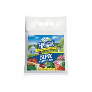 Hoštické NPK s guánem 2,5kg GL