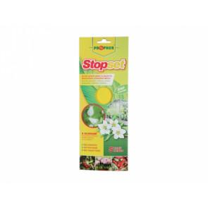 Stopset - žluté desky 5ks (molice,mšice)