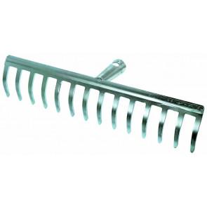 hrábě 35cm 14 zubů pozink