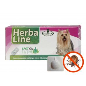 HerbaLine SpotOn CAT 1x1ml