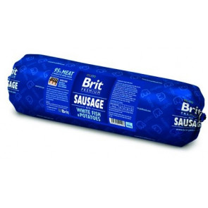 Brit Sausage Fish&Potatoe 800g