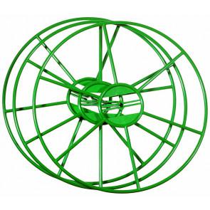držák pro pnoucí rostliny zelený plast 300mm, 3ks