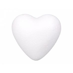 Srdíčko d8cm/polystyrenové