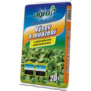 AGRO Sub. pro výsev a množení 20 l