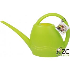 Konvička Aquarius 1,5l lime green